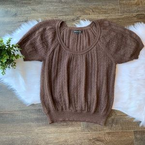 Express wool sparkle sweater